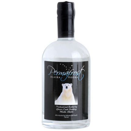 Permafrost Vodka from Alaska Distillery. Rated 96 by the ...
