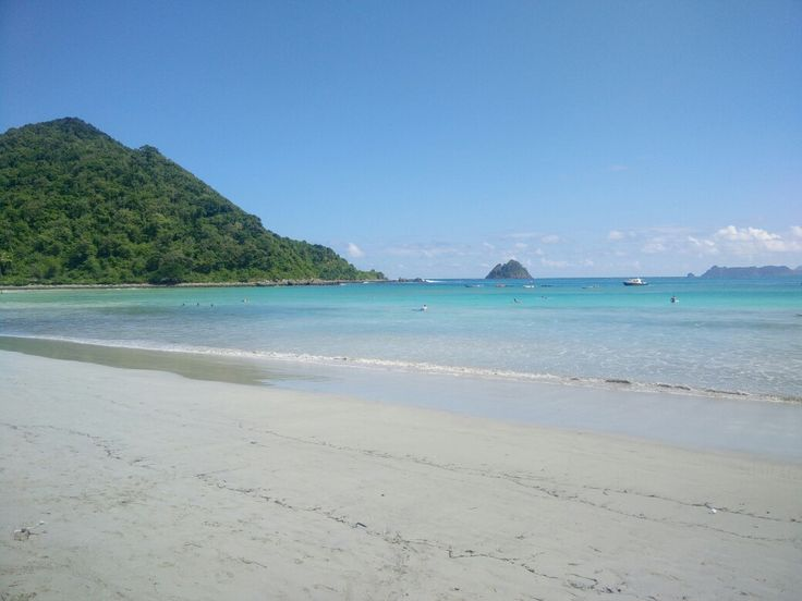 Kuta Beach, Lombok Indonesia