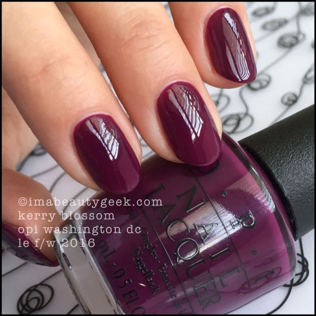 Nail Colors Winter: OPI Swatches: A Collection Of Ideas To Try About Hair And