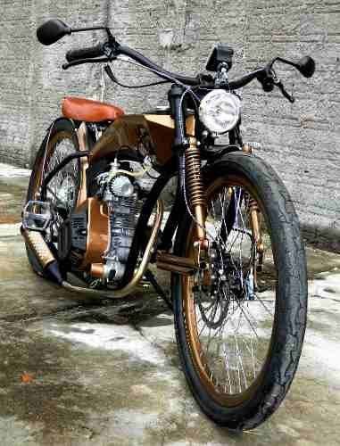 Bicicleta Motorizada 4tempos - R$ 7.400,00 no MercadoLivre