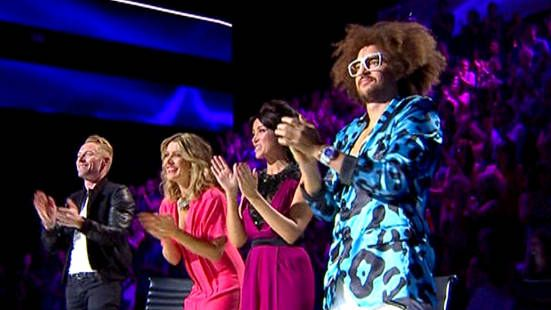 The X Factor Australia - Who is your favourite?