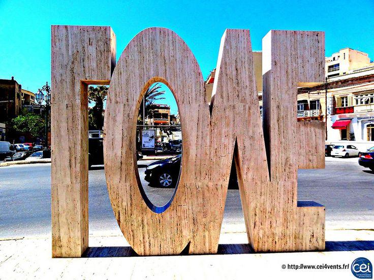 Séjour linguistique à Malte avec le CEI  #Malte #Malta #CEI #voyage #travel #colonie #sejourlinguistique #holiday #paradise #summer #sun #view #sky