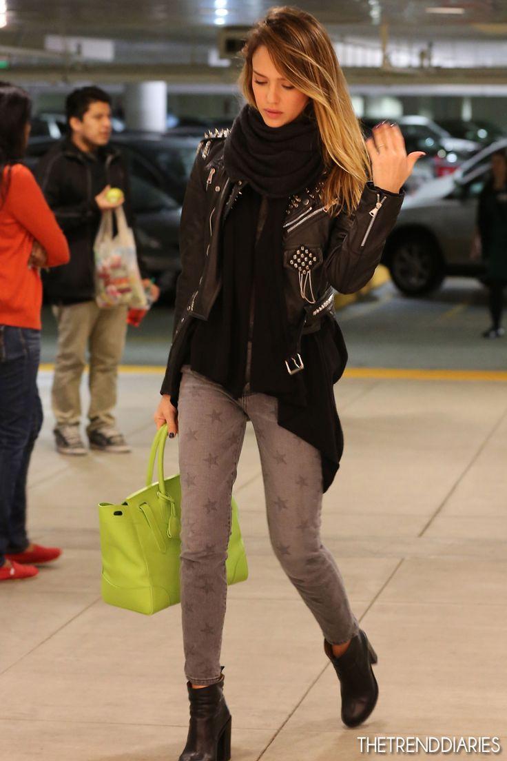 Jessica's style- always on point