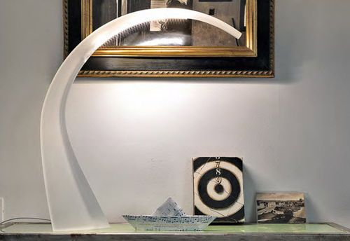Lampe Taj de Ferruccio Laviani pour Kartell | Post by blog Deco Interieure