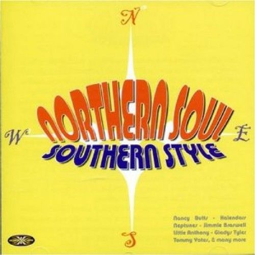 NORTHERN SOUL SOUTHERN STYLE CD
