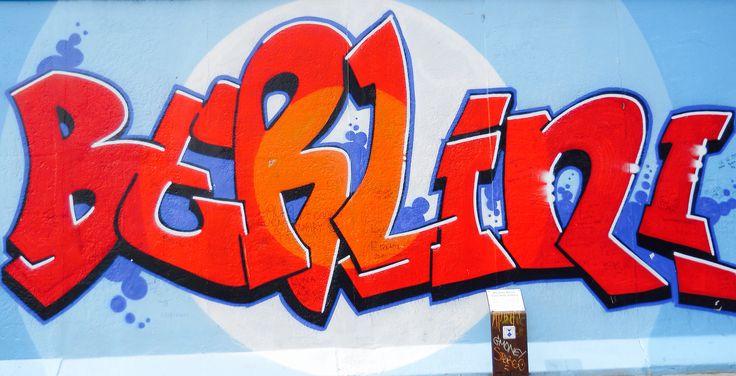 Berlin Wall #trainthetripperintoyou