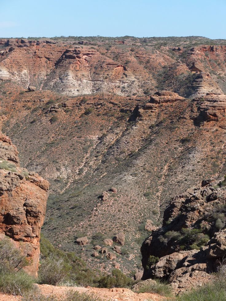 Gorges sth Exmouth Wa