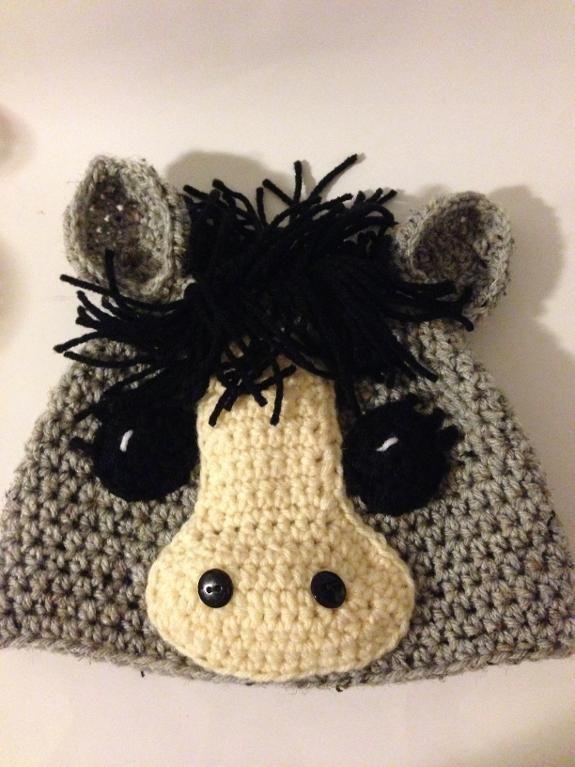 81 Best Crochet Horse Images On Pinterest Crochet Horse Crochet
