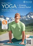 Rodney Yee's Yoga for Energy & Stress Relief [DVD] [2013]