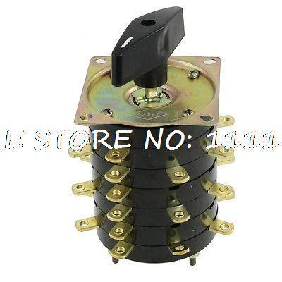 $23.23 (Buy here: https://alitems.com/g/1e8d114494ebda23ff8b16525dc3e8/?i=5&ulp=https%3A%2F%2Fwww.aliexpress.com%2Fitem%2F380V-25A-Electric-Welding-Machine-27-Gold-Tone-Lug-Rotary-Changeover-Switch%2F32698756991.html ) 380V 25A Electric Welding Machine 27 Gold Tone Lug Rotary Changeover Switch for just $23.23