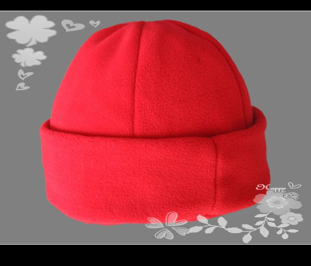 Polar Fleece Hats Free Patterns   Styles fleece halloween her in fleece and products of