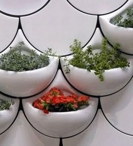 Bathroom Decorating, Exceptional Wall Tiles, this would be great for herbs in the kitchen!!!