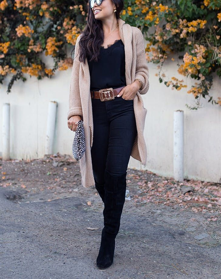 c0f8743d019 7 Cold-Weather Date Night Outfits That Are So Easy to Copy via  PureWow