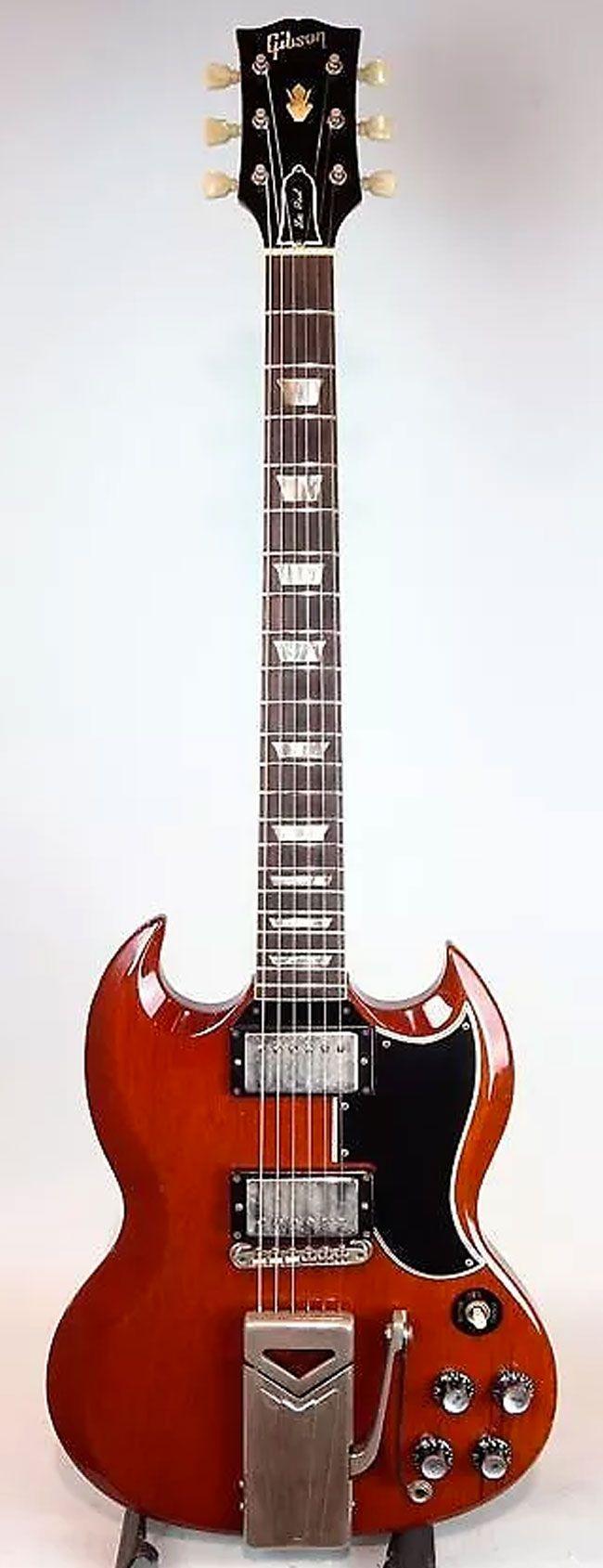 1962 Les Paul/SG Standard