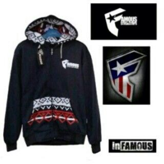 Infamous all size fit L 130rb call 523D5F13