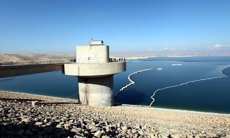 Mosul dam engineers warn it could fail at any time, killing 1m people   World news   The Guardian