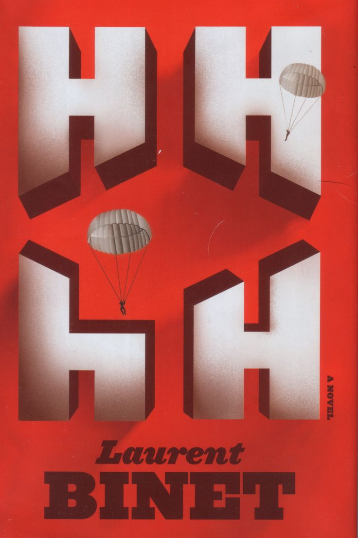 2013 Tournament of Books Discussion: HHhH, by Laurent Binet