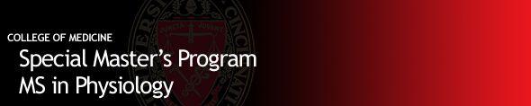 University of Cincinnati - College of Medicine - Special Master's Program: Application portal open for Class of 2015