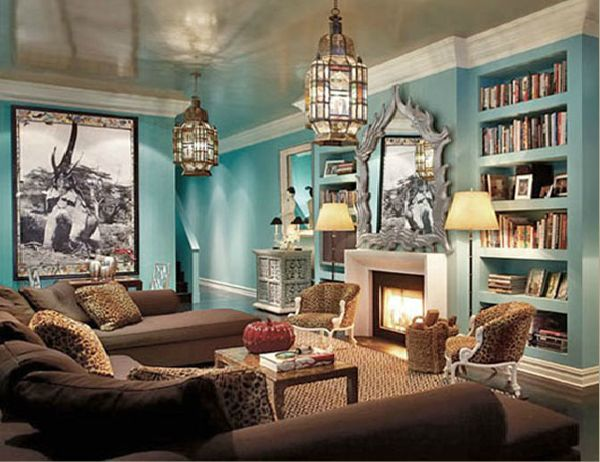best 25 turquoise walls ideas on pinterest turquoise wall colors teal bedroom walls and colorful eclectic living rooms with a modern boho vibe
