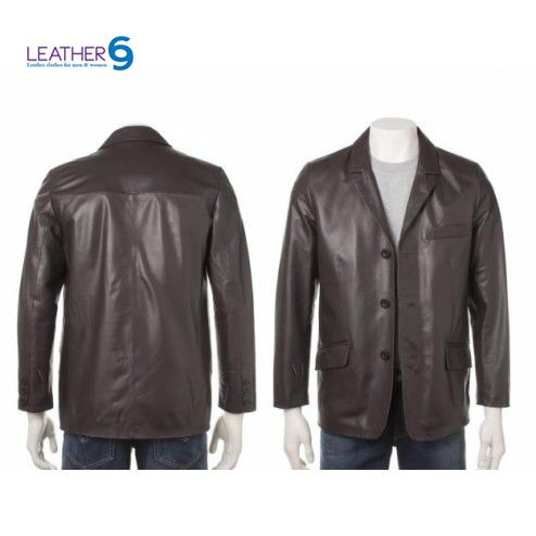 It is not possible for a man to be elegant without a touch of femininity. http://bit.ly/1DirJRT #leather #fashion #style