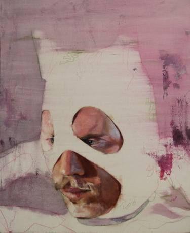 "Saatchi Art Artist Lou Ros; Painting, ""BD7"" #art"
