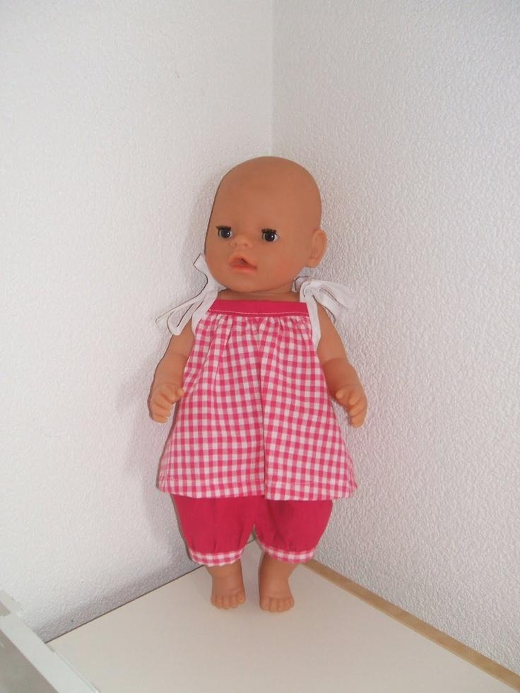 poppenkleertjes voor de zomer