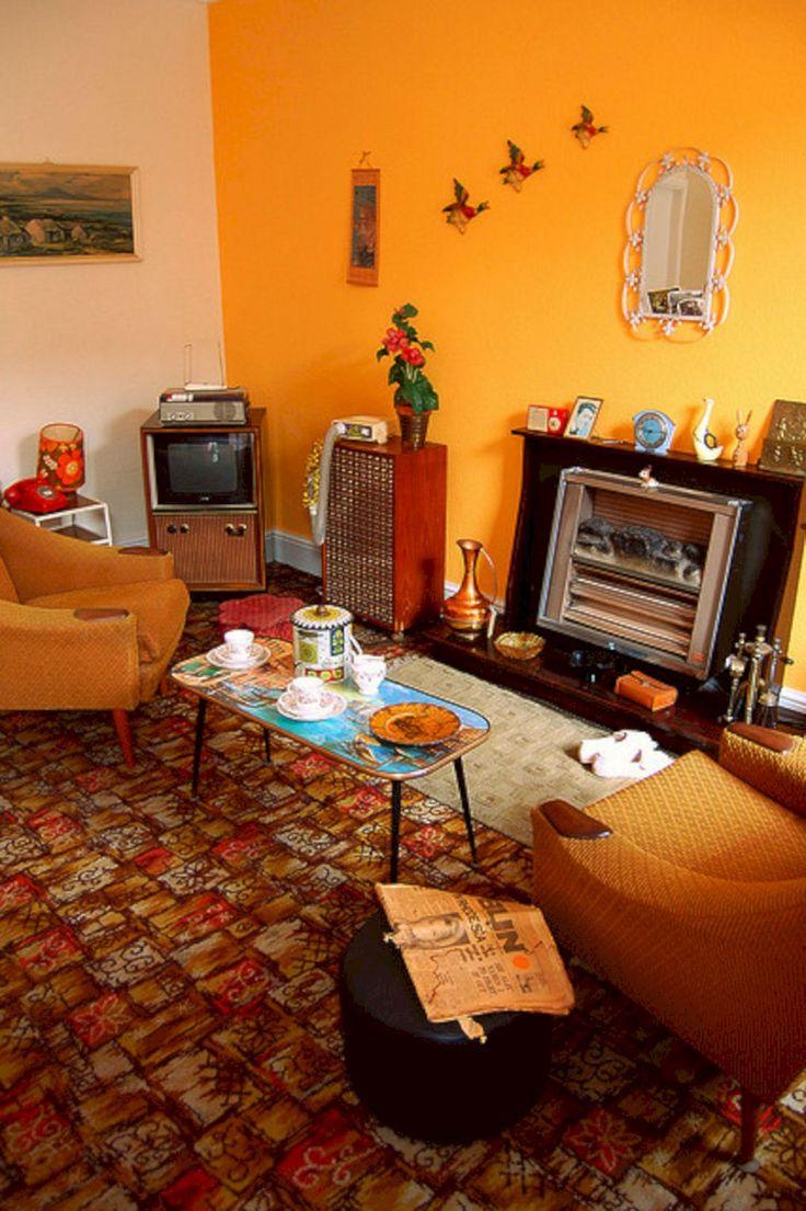 13 best 1970 u0027s home furnishings images on pinterest 1970s decor