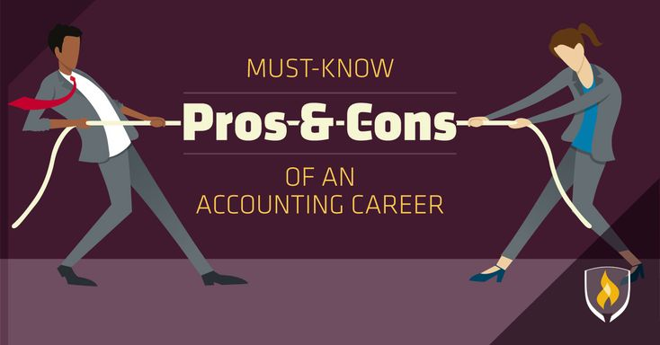 disadvantages of technology in the accounting field When looking at the pros and cons of going into accounting, the pros are  job  growth in the field of accounting is continually on the rise, with  with today's  technology and software, the duties you're asked to perform will be.