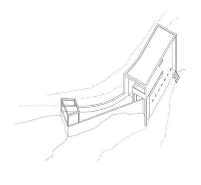 Kalman House | Axonometria
