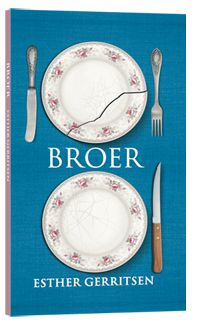 Boekenweekgeschenk 2016  Esther Gerritsen - Broer