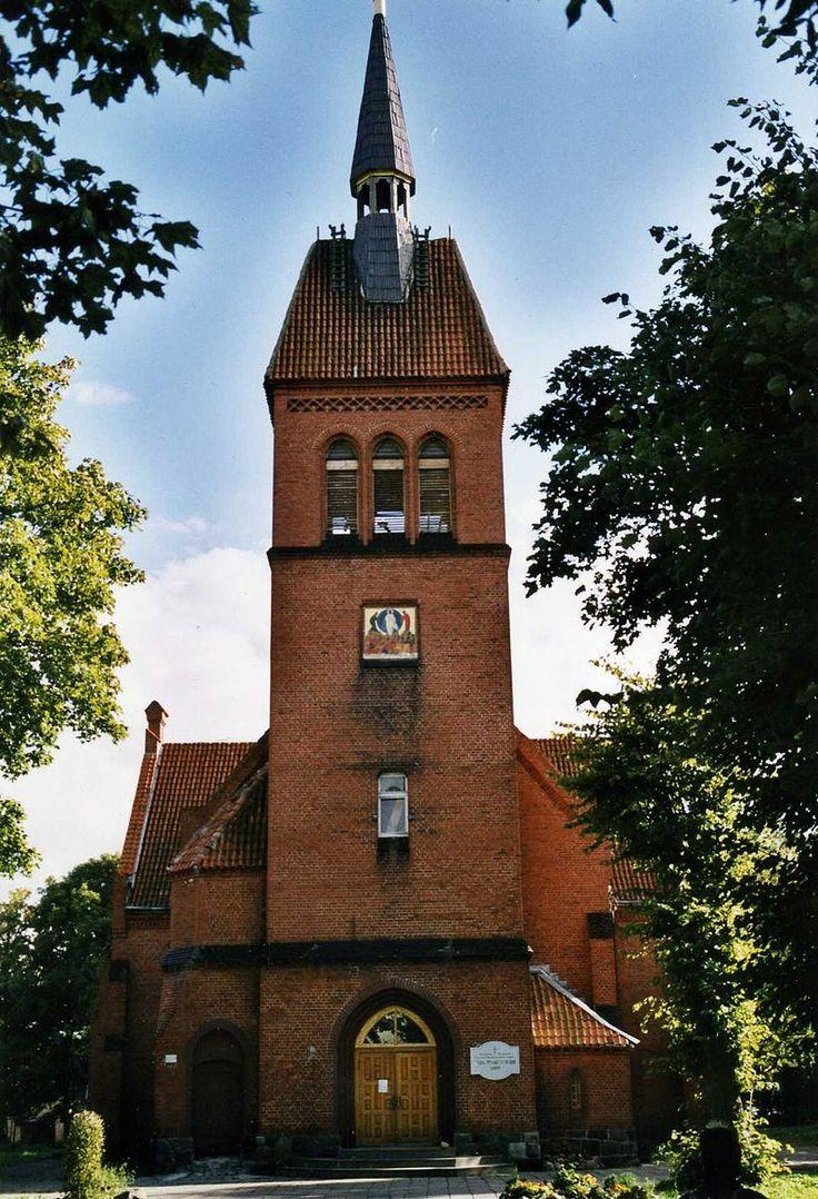 Former Lutheran Church, Zelenogradsk - Selenogradsk – Die früher evangelische, heute russisch-orthodoxe Kirche in Selenogradsk im Jahre 2009