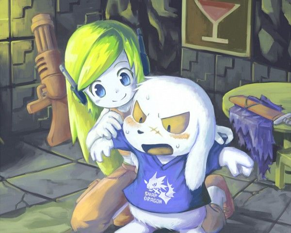 Cave Story King Curly