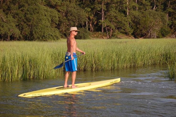 Paddleboard HiltonHead Bluffton Hilton head island