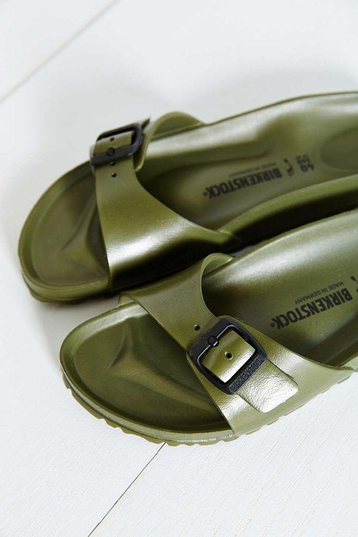 birkenstock madrid eva slide birkenstock sandals and khakis. Black Bedroom Furniture Sets. Home Design Ideas