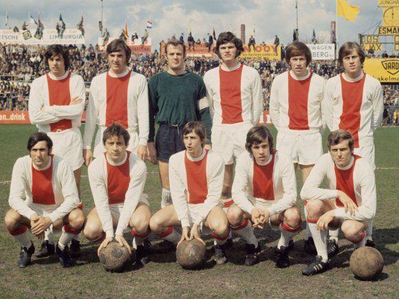 Ajax 1971-72