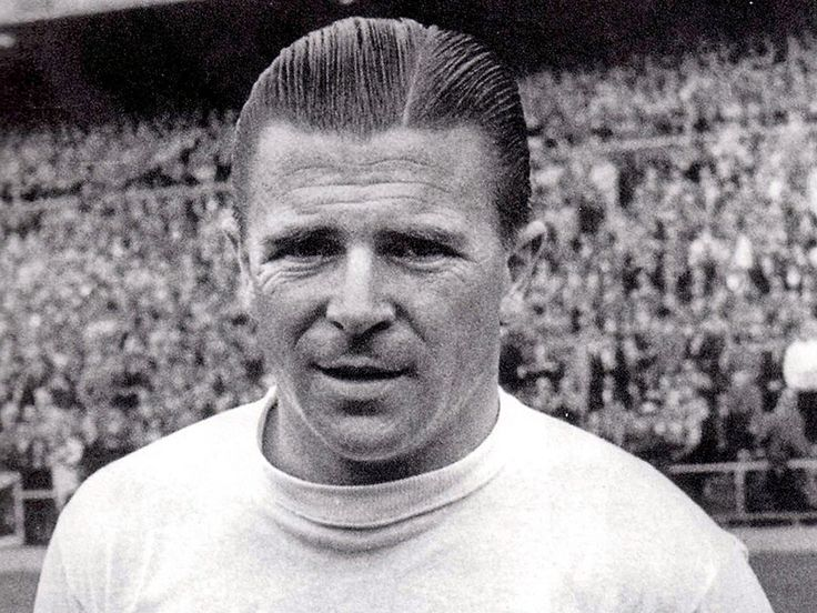 Ferenc Puskás aka Pancho - the most famous Hungarian soccer player ever #Hungary #soccer #sport #celebrity