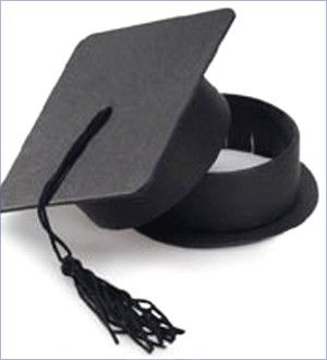 Set of 17 Class of 2013 Graduation Hat by whitetulipboutique