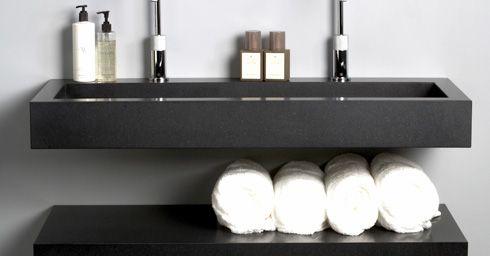 Het jonge Hollandse ontwerpers duo, dat onder de naam Giquadro strakke designwastafels produceert, komt met een uitbreiding van materiaal, modellen en assortiment.