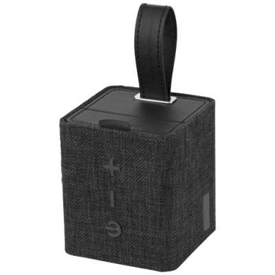 Image of Promotional Fortune Fabric Bluetooth® Speaker. For iPhones®, iPads® or Android devices