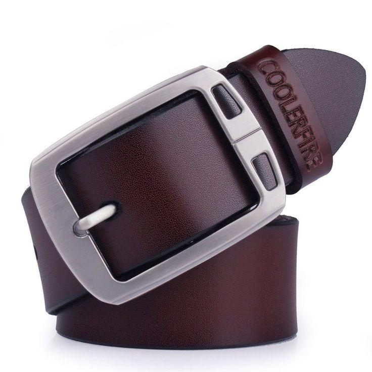 Cowboy Luxury Strap Belt