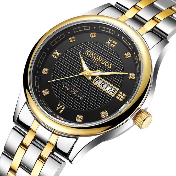 Business Men Watch Luxury Watches 2017 Fashion Dress Quartz Wrist Watch Male Clock for Men  #art #Fashion #me #instadaily #repost #girl #Love #Cute #smile #selfie