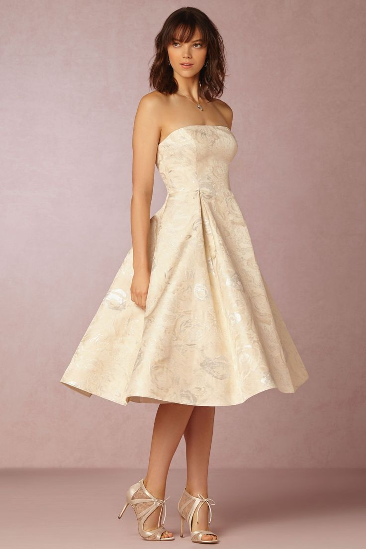 Pinterest flapper wedding dresses 1920s style and adrianna papell - Clea Dress From Bhldn