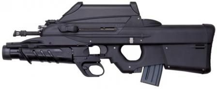 FN F2000 assault rifleLoading that magazine is a pain! Get your Magazine speedloader today! http://www.amazon.com/shops/raeind