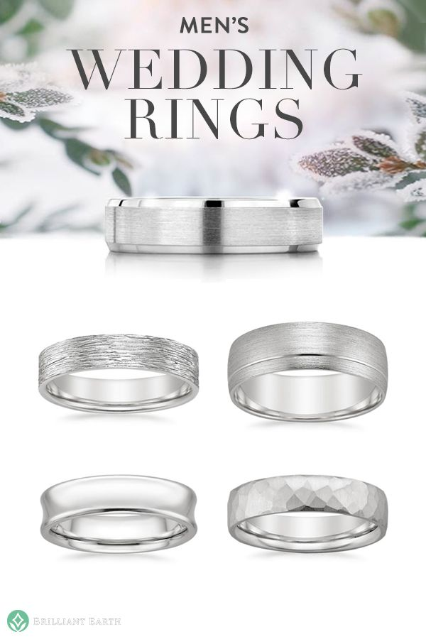 View Our Broad Selection Of Mens Wedding Bands In Styles Ranging From Classic To Unique Designs