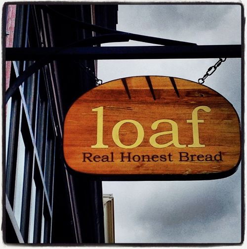 The Loaf on 2nd Ave in Fernie, B.C - definitely a place to check out!