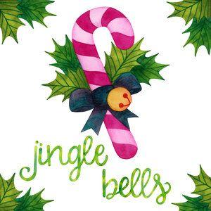 Randi Zafman/Jingle Bells Candy Cane represented by Liz Sanders Agency