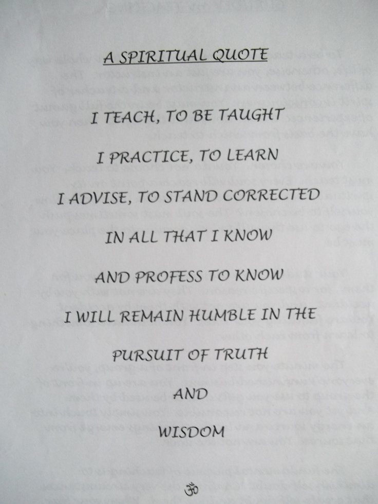 The philosophy I adopted when I became a yoga teacher verses being a yoga instructor