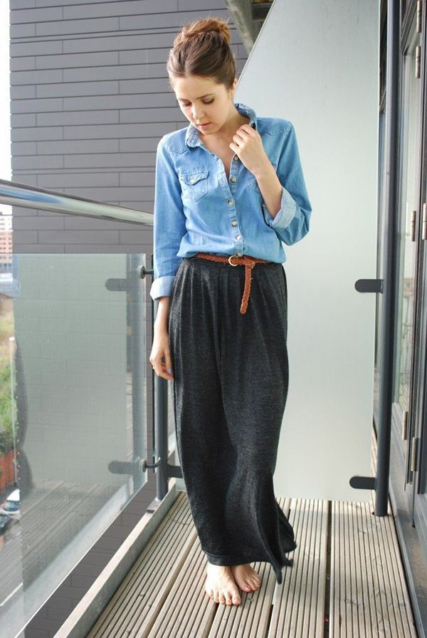 Maxi skirts are a great way to look cute and stay comfortable, and they can be worn a variety of ways.