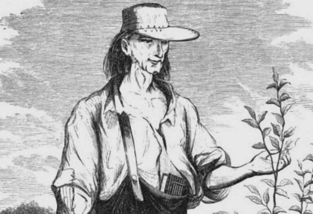 10 details that change well-accepted stories. Johnny Appleseed was planting apples to make hard cider with, not for eating.