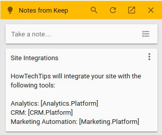 Use Google Keep Notes in Google Docs - Step-by-step guide to use Google Keep Notes in Google Docs, add Google Keep note to document, and save to note Google Keep notepad.